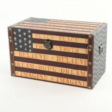 11.75  FLAG STORAGE TRUNK S1  sc 1 st  Shinoda Design Center & americana