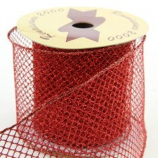 """4""""RED MESH D4"""