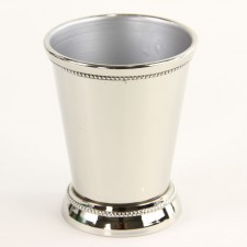 """4.5""""ALUM PLATED JULEP CUP"""