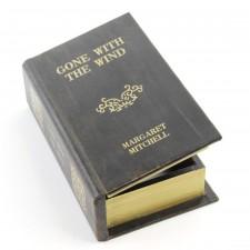 """8""""WD LTHR BOOK BOX S1"""