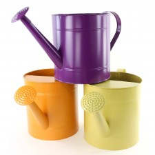 """13""""MTL WATERING CAN CONTAINER"""