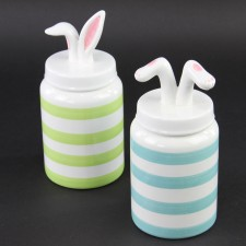 BUNNY FEET/EARS CONTAINER M25