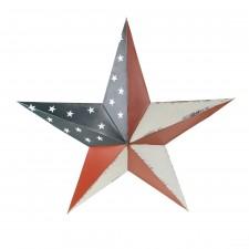 "24"" METAL AMERICANA STAR M25"
