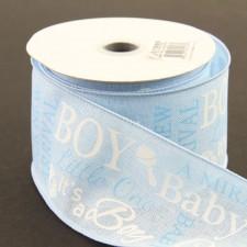 """2.5""""X10YD BABY BOY/ROYAL"""