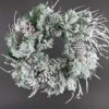 Shinoda Design Center 24-snw-mx-pine-cdr-cns-wreath