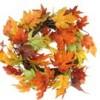 Shinoda Design Center 18-maple-leaf-wreath-m25