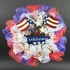 Shinoda Design Center mesh-mtl-star-spangled-wreath