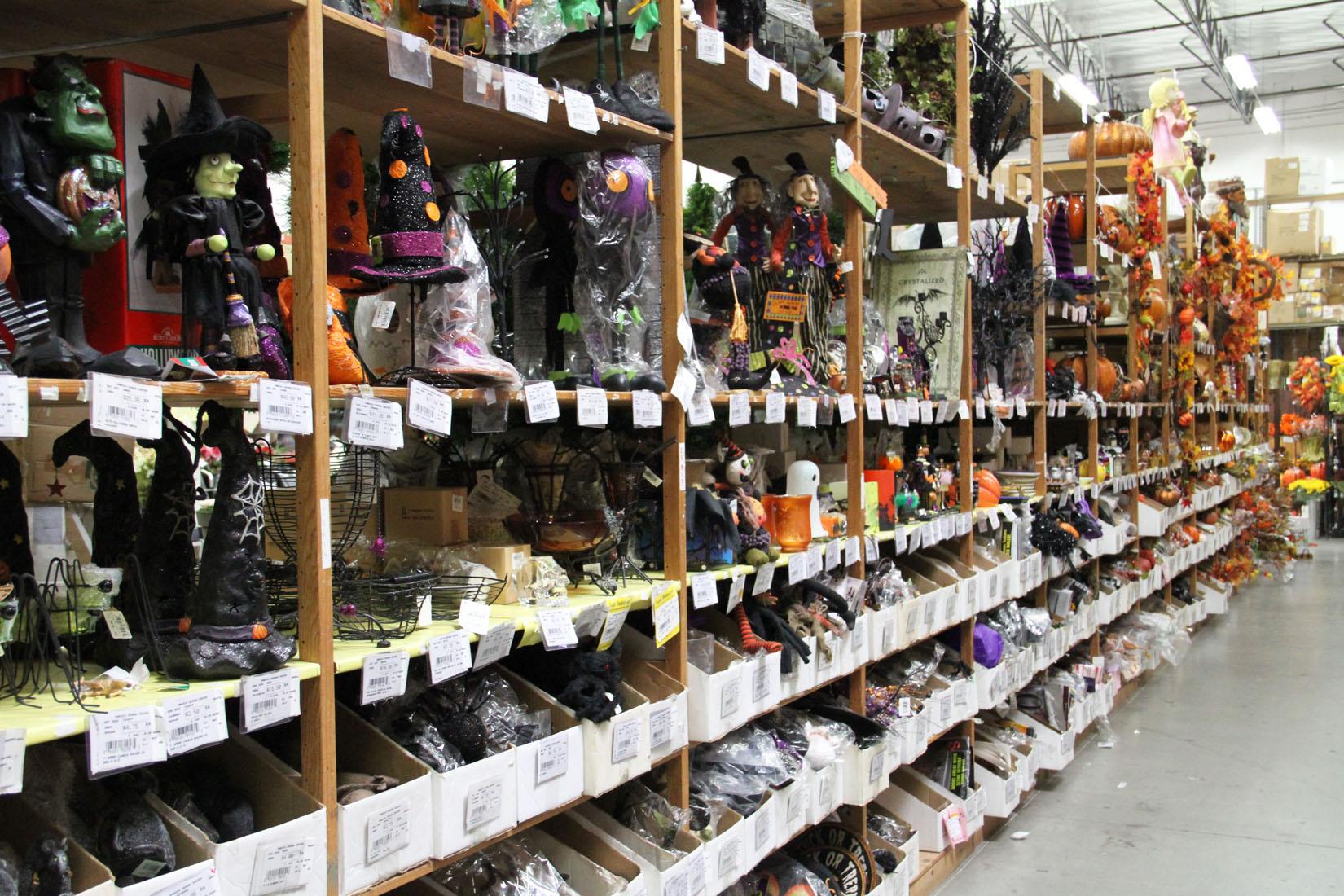 Halloween Around The San Diego Warehouse | Shinoda Design Center