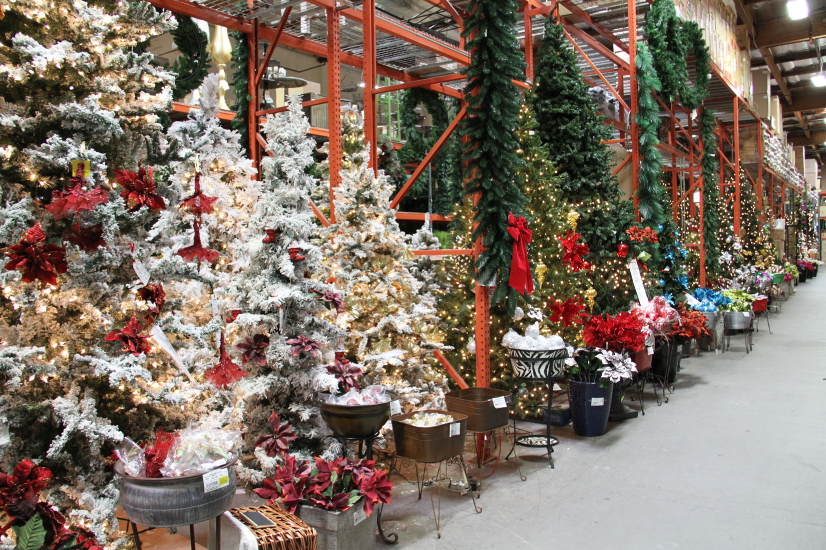 Store Hours For Christmas Trees